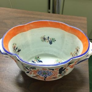 Genuine Italian Ceramic Decorative Bowl.